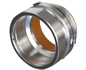 EMT Compression Coupling Steel Made in USA