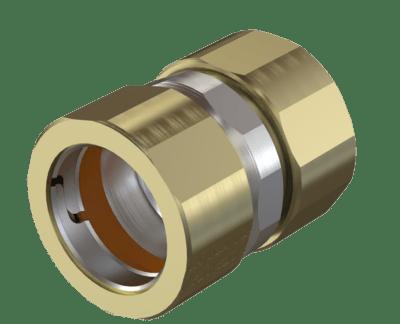 Rigid NT Steel Conduit Rain Tight Connector USA AMFICO