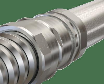 Flex Conduit Adapter Steel USA