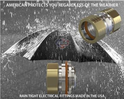 Rigid Conduit Rain Tight Product Steel USA